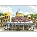 03002 Рилски манастир