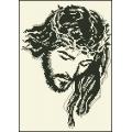 04016 Христос с трънения венец