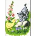 05018 Патенце и котенце