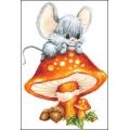 05166-Мишка с гъба