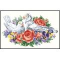 06014 Влюбени гълъби