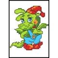 07014 Новогодишен дракон