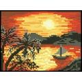 09017 Залез в морето