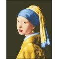 12001 Момичето с перлената обеца