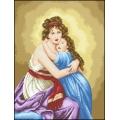 12003 Портрет с дъщерята 1:1