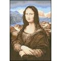 12012 Мона Лиза 1:4 с детайл