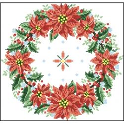 13004 Коледен венец 2