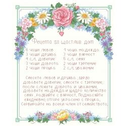 13038 Рецепта за щастие