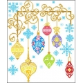 13045 Играчки и снежинки