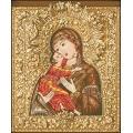 14014 Мадоната с младенеца обков