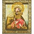 14015 Мадоната с младенеца 3