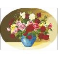 15010 Ваза с рози